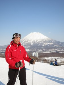 Me and Mount Yotei