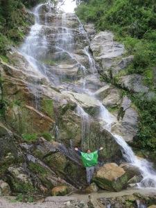 Fountain of youth, near Wiñay Wayna