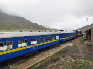 The Andean Explorer