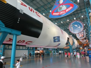 Saturn V - most powerful rocket ever launched