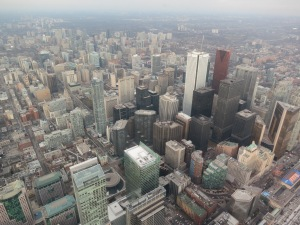 Sunny Toronto